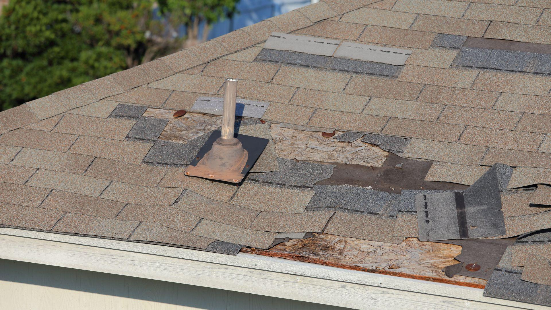 Checking For Storm Roof Damage To Your Sugar Land Roof