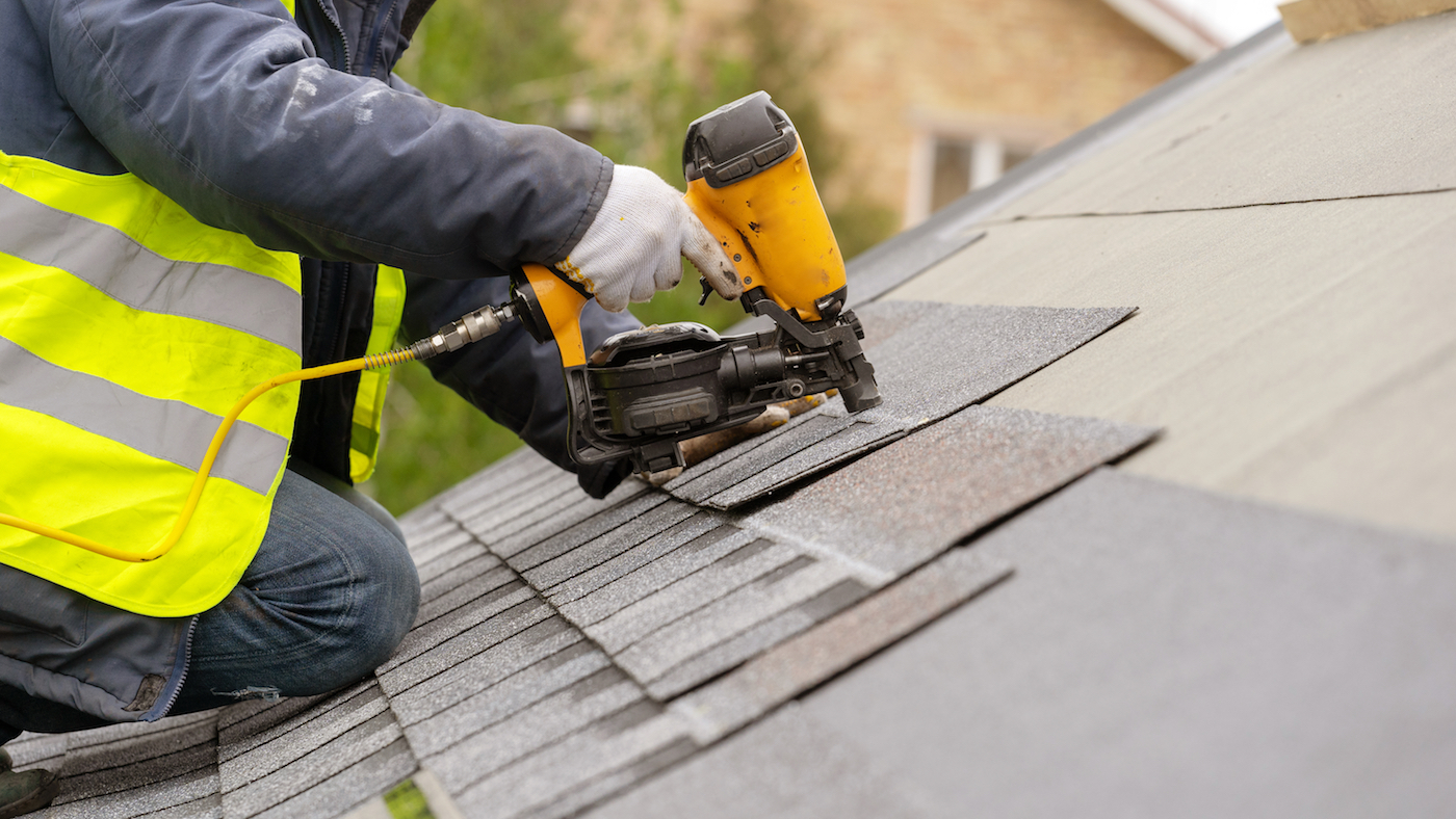 Have a Roof Leak in Your New Houston Home? Amstill Roofing Can Help