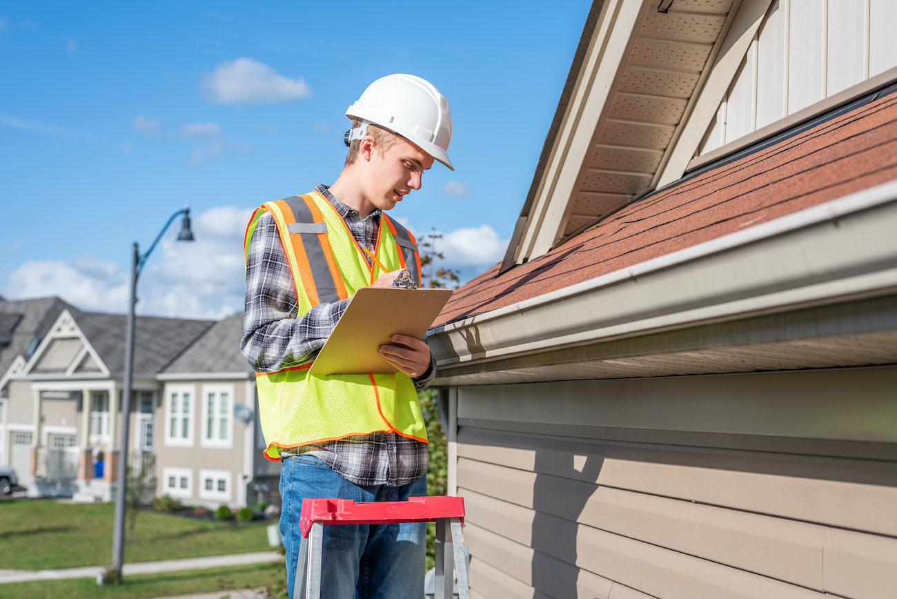 The New Year is the Perfect Time to Get Your Houston Roof Inspected