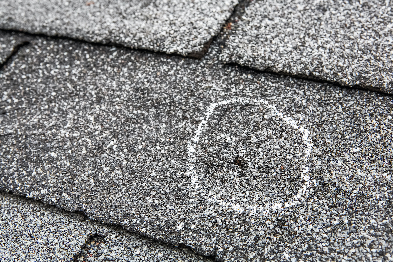 How to Identify Houston Roof Hail Damage and Fix it, Affordably