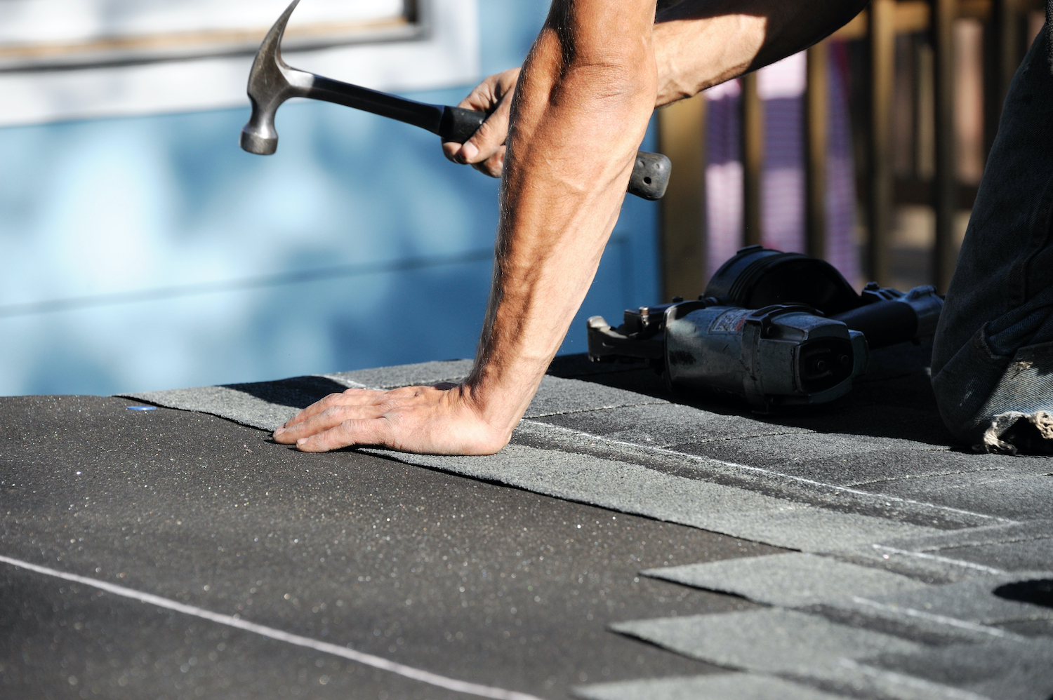In Need of Tomball Roof Repair After a Rainstorm? Amstill Roofing, Houston's #1 Roofer, Will Help
