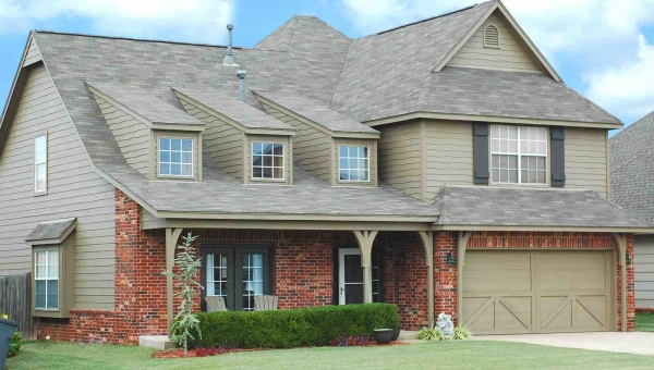 brand new katy, tx roof replacement fitting into homeowners budget after replacement cost was calculated