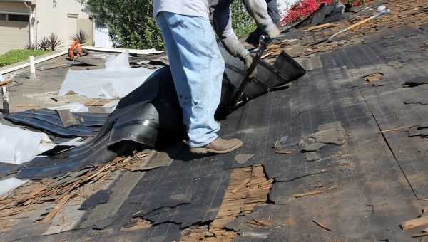 What Is Replaced When You Get A New Roof?