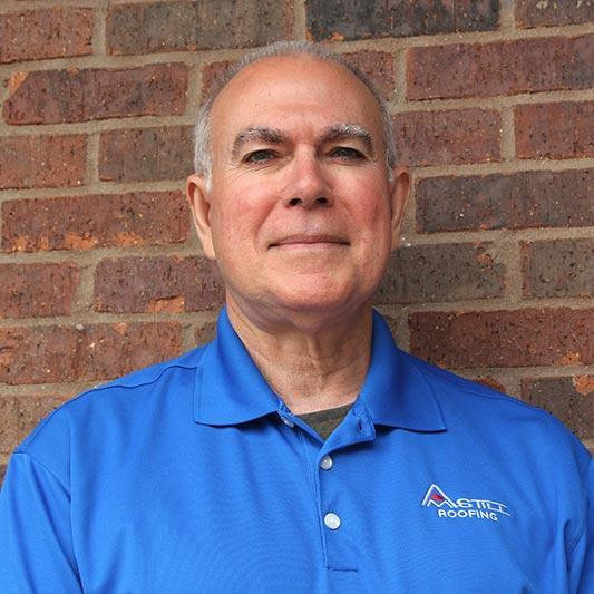 Frank Stilley of Amstill Roofing