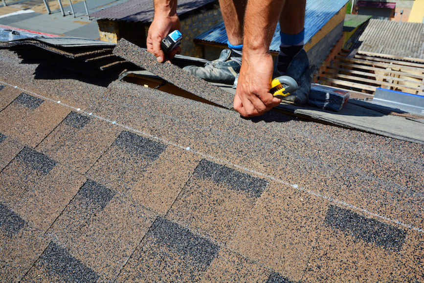 Replacing 3-Tab Shingles in Katy, Texas