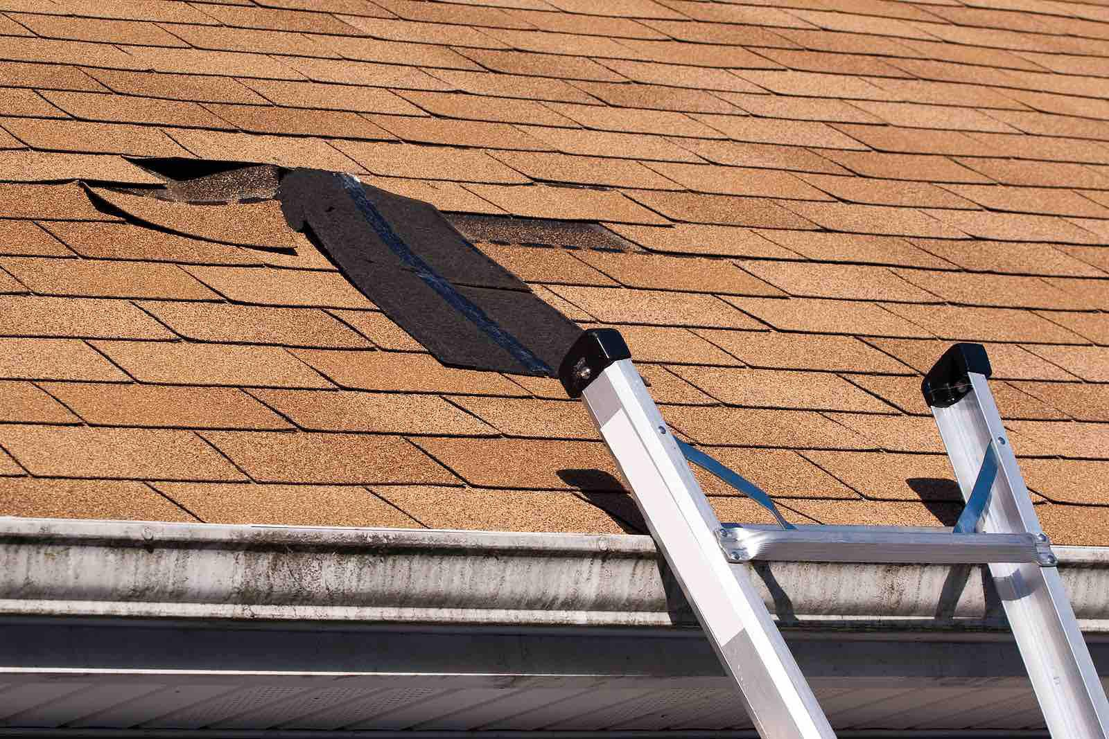 roofing repair by Amstill in Houston area