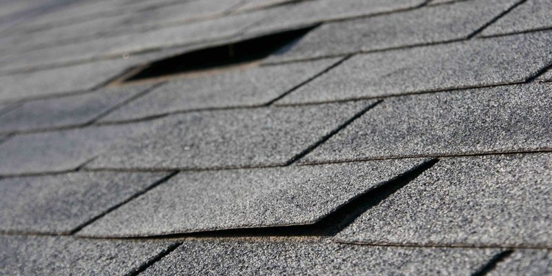 Roof replacement shingles