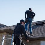 semi-annual inspection with southwest houston roofer amstill roofing for roof repair roof replacement roof damage