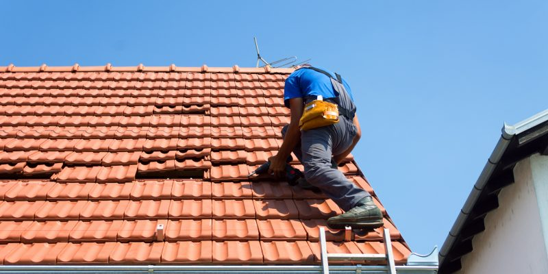 Greater Houston Area Roof Inspection Performed By Expert Roofer At Amstill Roofing