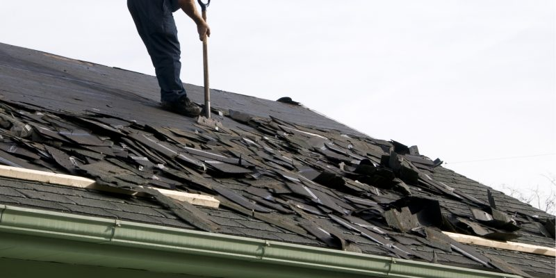 Prevent hail damage to your roof this spring with our Houston Roofing company.
